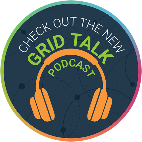 Check out the new Grid Talk Podcast